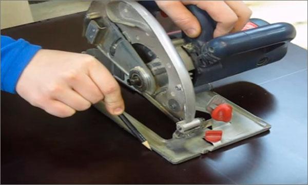 изготовление стола циркулярки