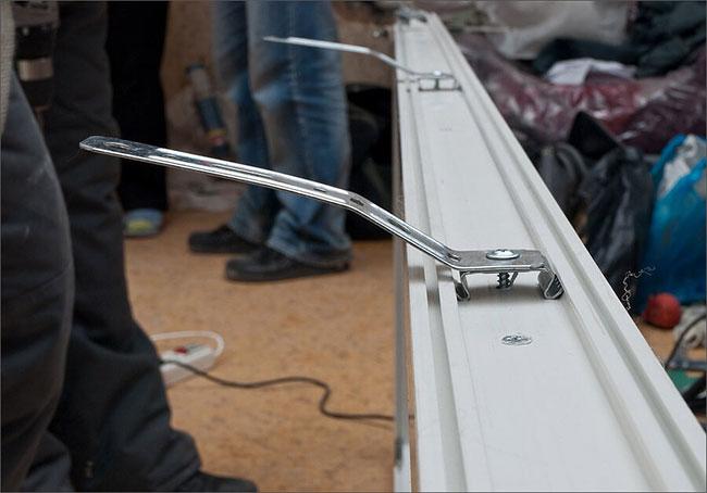 анкерные крепления для пластиковых окон