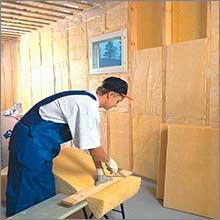 Утепление стен деревянного дома изнутри своими руками