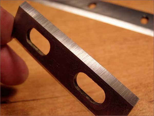 нож рубанка