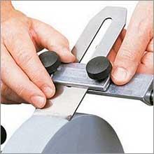 как наточить нож для рубанка