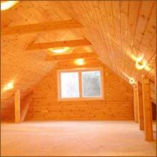 Как правильно обшить вагонкой стены и потолок