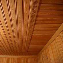 Чем крепить вагонку к потолку в бане и как обшить: отделка, установка и обшивка