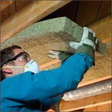 как утеплить крышу дома правильно